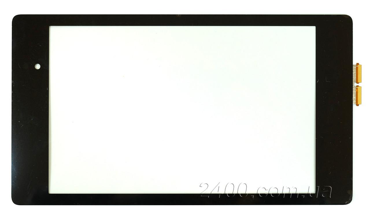 Тачскрин - сенсор для планшета Asus Google Nexus 7 2013 (черный)