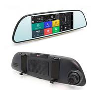 Автомобильный видеорегистратор-навигатор 6.86 Android