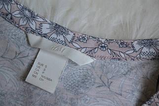 Топ в цветочный принт H&M, фото 3