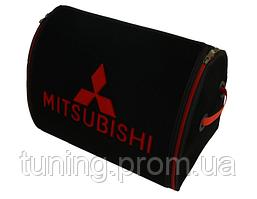 Органайзер в багажник Small Black Mitsubishi