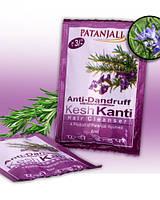 Пробник индийского шампуня Patanjali Kesh Kanti Anti-Dandruff от перхоти