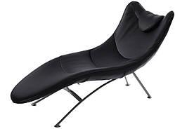 Лежак Cascara черная