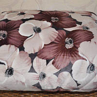 Покрывало одеяло из микрофибры и исскуственного меха 210*230