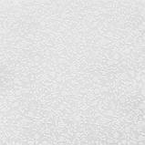 Рулонные шторы Шелк цветочки белый, фото 2