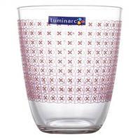 Набор стаканов Luminarc - 310мл Neo Galaxy Pink 3шт 6170 J