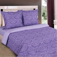Комплект постельного белья Нова Постиль поплин Византия фиолетовый