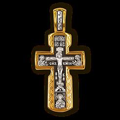 Розп'яття Христове. Деісус. Ікона Божої Матері «Всецариця». Вмч. Пантелеімон.
