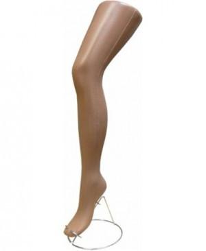 Маникен нога  для колгот