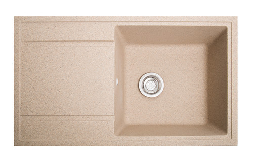Кухонная мойка Галац JORUM 86 PIESOK (301), 86х50х20 см