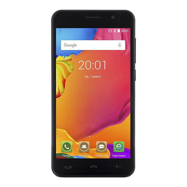 Смартфон Ergo A503 Optima Dual Sim Black