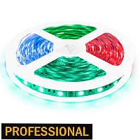 Светодиодная лента BIOM Professional 5050-60 RGB, негерметичная