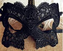 Ажурная маска для самых красивых девушек