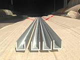Угол аллюминиевый 20*20мм (3м_) Анодированный, фото 2
