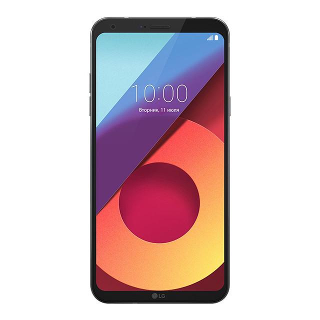 Смартфон LG Q6a Black (LGM700.ACISBK)