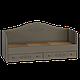 Кровать АС-10 Ассоль Санти-мебель, фото 2