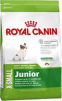 Royal Canin (Роял Канин) X-SMALL JUNIOR корм для щенков миниатюрных пород 2-10 мес., 500 г