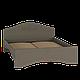 """Кровать АС-11 """"Ассоль """" Санти-мебель, фото 2"""
