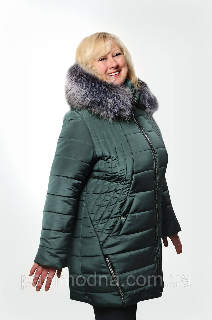 b16f6ced54d Зимняя куртка женская
