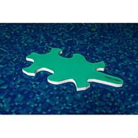 Доска для плавания Onhillsport Крокодил (PLV-2431)