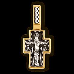 Розп'яття Христове. Казанська ікона Божої матері. Православний хрест.