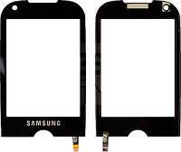 Сенсор (тачскрин) для Samsung B5310 CorbyPRO черный Оригинал