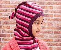 Шапка шлем балаклава детская на девочку от Tcm Tchibo