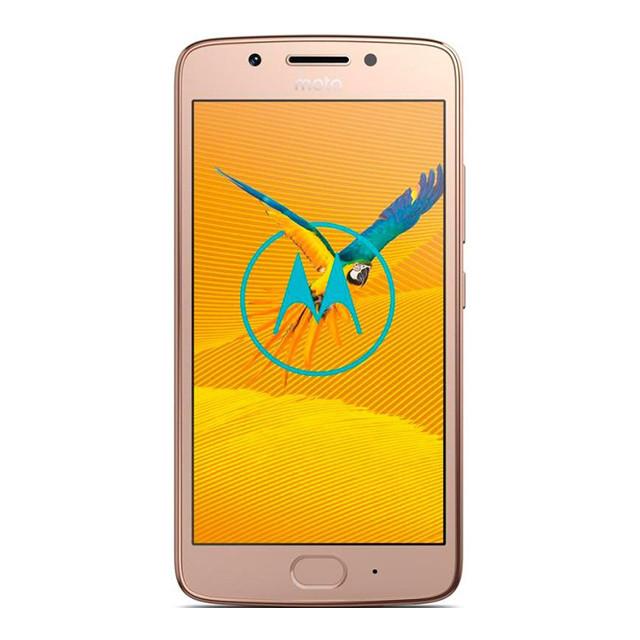 Смартфон Motorola Moto G5 XT1676 2/16GB Gold (PA610071UA)