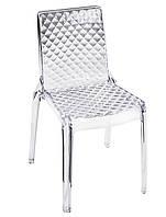 Кресло Комо прозрачные outlet