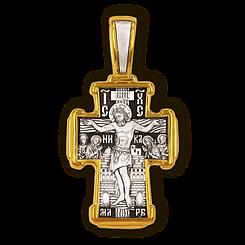 Розп'яття Христове. Святитель Миколай. Православний хрест
