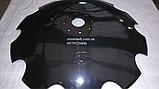 Диск ромашка АГ УДА  Eurodisk (борированная сталь), фото 2