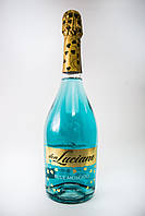 Вино ігристе натуральне Don Luciano Charmat Blue Moscato 0.75