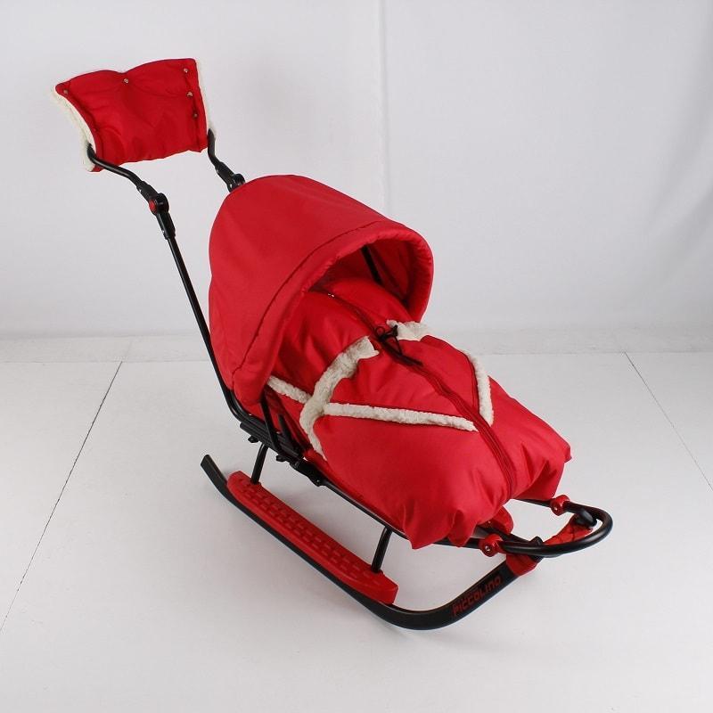 Комплект PICCOLINO Black Edition deLux (красный)