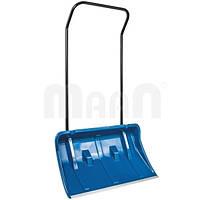 Движок для уборки снега на колесиках blue 770х440х1425 мм Maan