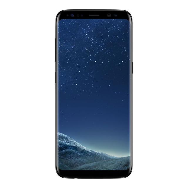 Смартфон Samsung Galaxy S8 64GB SM-G950F Midnight Black (SM-G950FZKD)