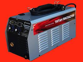 Зварювальний напівавтомат на 200 Ампер Титан ПИСПА215С