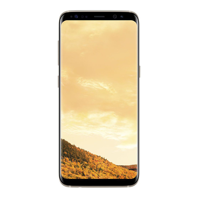 Смартфон Samsung Galaxy S8+ 64GB SM-G955F Maple Gold (SM-G955FZDD)