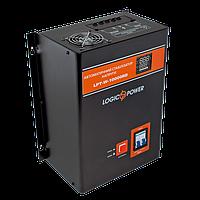Стабілізатор напруги Logic Power LPT-W-10000RD Black ( 7000 Вт )