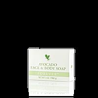 Косметическое мыло с Авокадо для Лица и Тела 142 г Forever Living Products 284