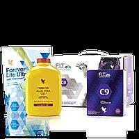 C9 - програма очистки организма. Шоколад 1 набор Forever Living Products 476