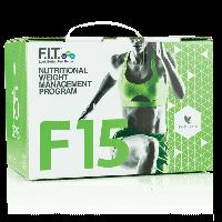 F15 Средный уровень 1 и 2 (Шоколад) 1 набор Forever Living Products 533