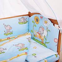 Бортик (защита) в детскую кроватку, №2,1
