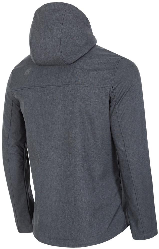 634114562 Куртка Softshell 4F темний сірий (H4Z17-SFM002-1945) - XL, цена 1 512 грн.,  купить Почаїв — Prom.ua (ID#621314845)