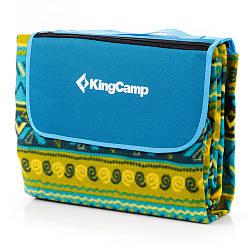 Килимок для пікнікніка King Camp зелений (82026)