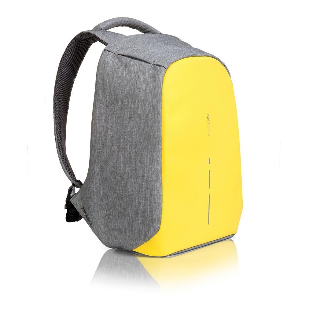 "Рюкзак Bobby compact оригинал XD Design для ноутбука 14""  Primrose Yellow оригинал P705.536"