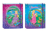 """Папка А4 на резинке Kidis """"Princess"""" 7596 (ламинированный картон)"""