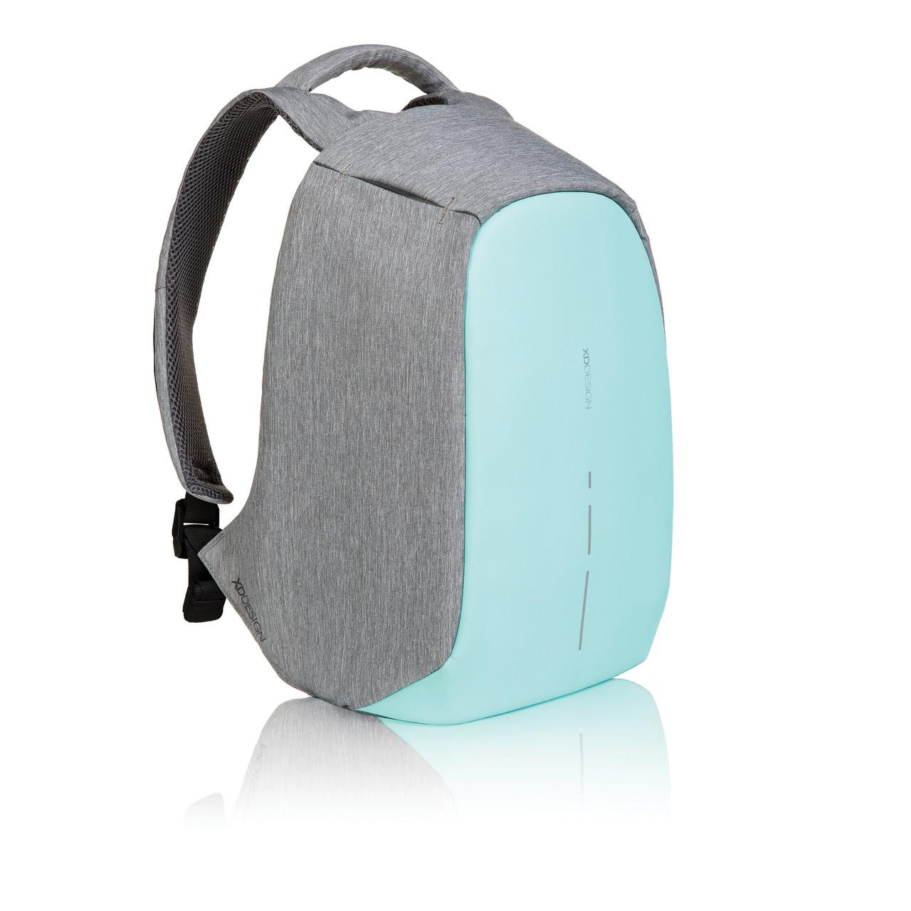 Рюкзак Bobby compact оригинал XD Design для ноутбука, mint green P705.537