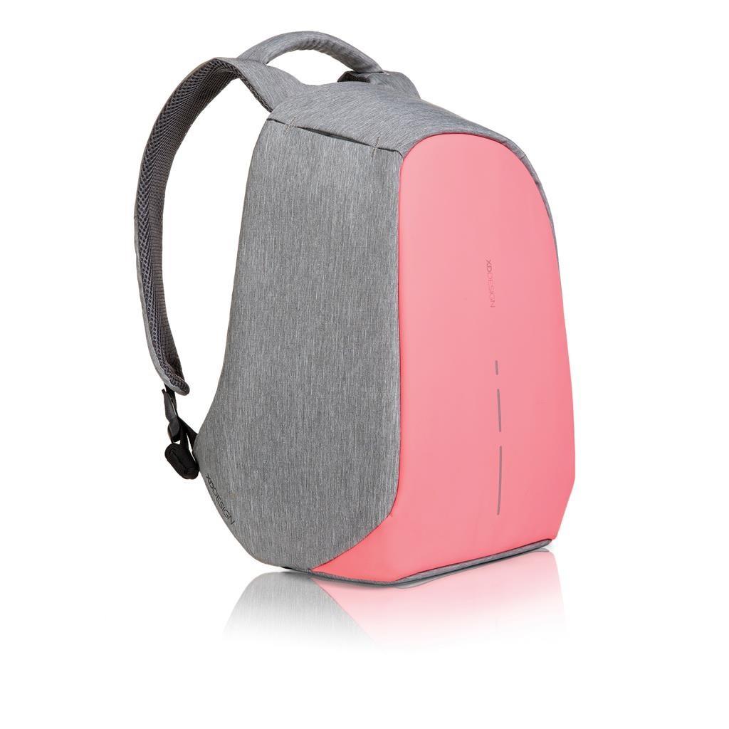 Рюкзак Bobby compact оригинал XD Design для ноутбука, coralette (розовый) оригинал P705.534