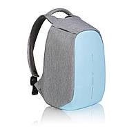 "Рюкзак для ноутбука 14"" Bobby compact, Pastel Blue (голубой) оригинал"