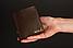 Кожаный кошелек, фото 2