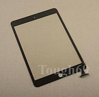 Сенсорное стекло (Touch screen) iPad mini  черное